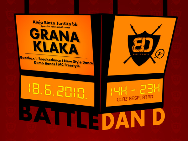 0156 Battle Dan D